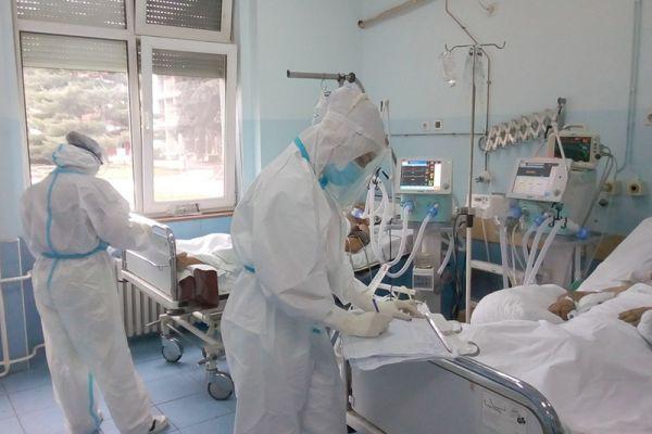 Trenutno u kovid bolnici 164 pacijenta