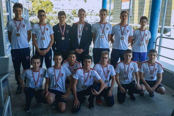 Mladi treći u Makarskoj
