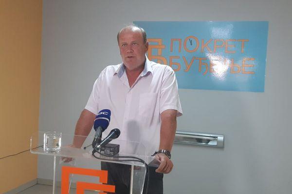 Туфегџић вратио одбронички мандат