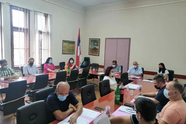 Održana 14. sednica Opštinskog veća Opštine Bogatić