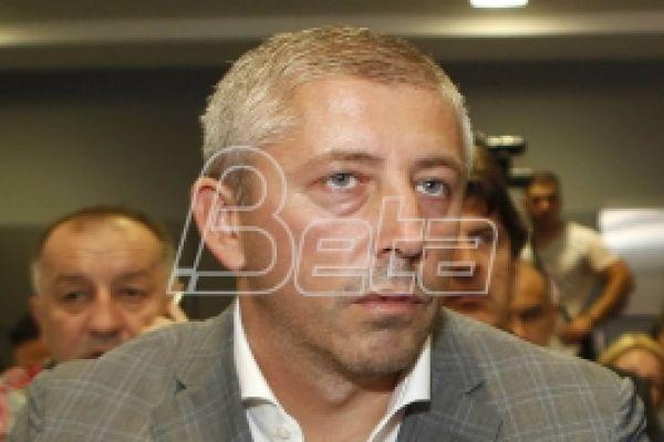 Novosti: Priveden predsednik FSS Slaviša Kokeza