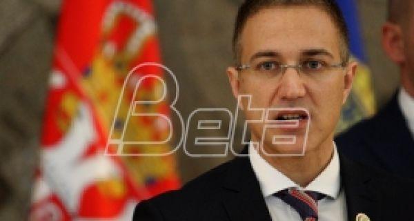 Стефановић: Од почетка године полиција запленила више од три тоне дроге и ухапсила 670 дилера