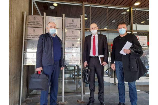 """Opština Bogatić deo programa """"Čista Srbija"""" – kanalizacija do 2025. godine"""