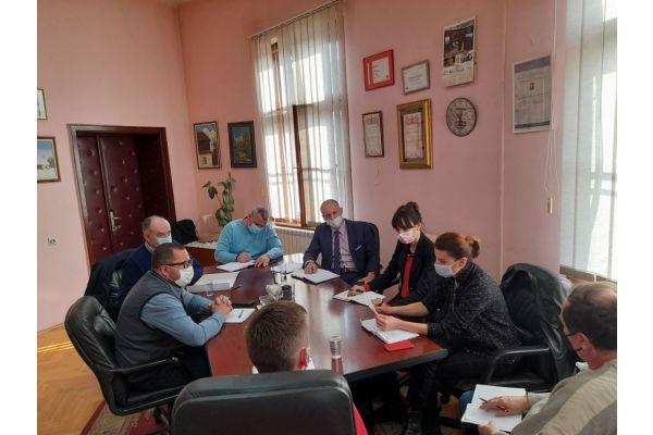 Реализација пројекта увођења примарне сепарације комуналног отпада у Oпштини Богатић