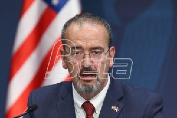 Амбасадор: Нова влада САД ће наставити унапређивање односа са Србијом