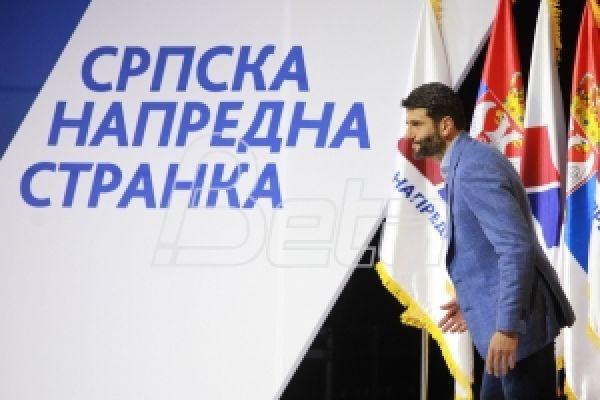 Шапић: СНС схватила да постоји због Србије а не да Србија постоји због ње