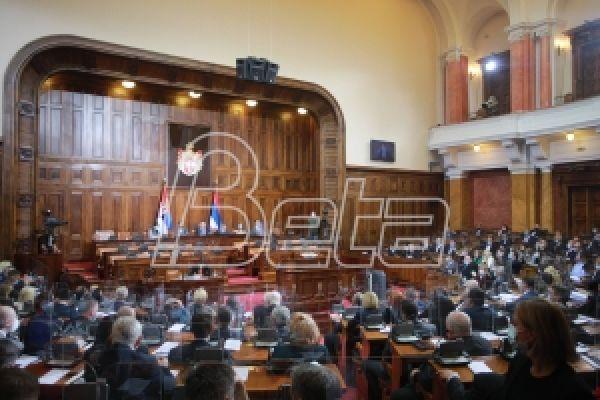 Посланици бирају судије