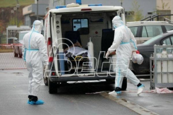 U Srbiji za 24 sata 1.046 pozitivnih na korona virus, preminulo 17