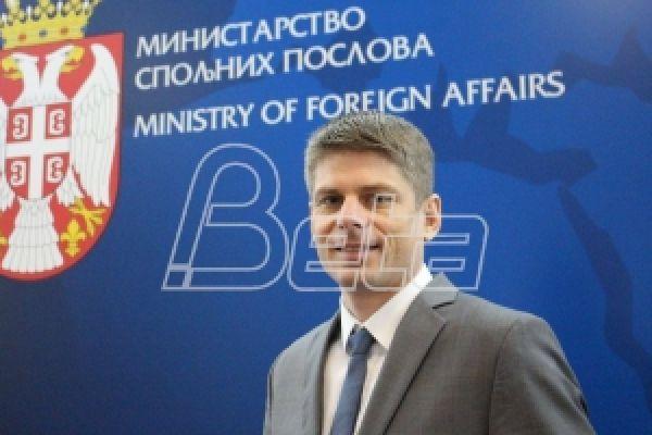 Arno Gujon v.d. direktora Uprave za saradnju s dijasporom i Srbima u regionu pri MSP