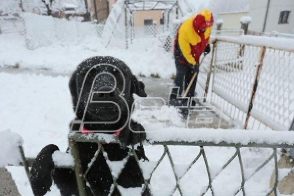 U Srbiji danas oblačno i hladno vreme