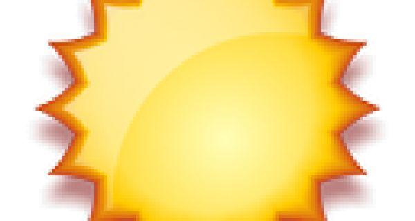 Danas sunčano