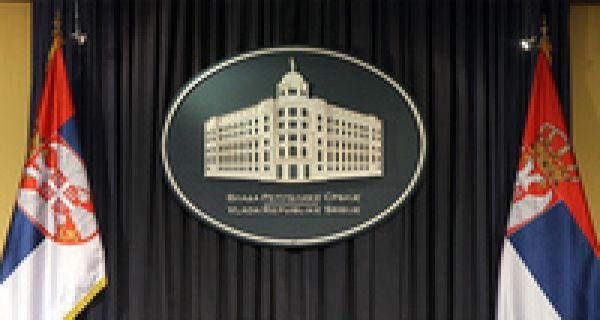 Vlada Srbije otkazala konferenciju za novinare povodom korona virusa