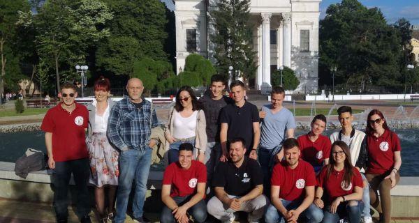 Омладинцима из Богатића награде Мајским играма у Бечеју