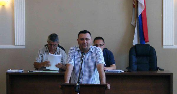 Милош Симић, директор Културно-образовног центра Богатић