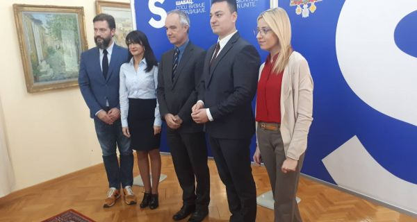 Амбасадор Шведске у посети Шапцу