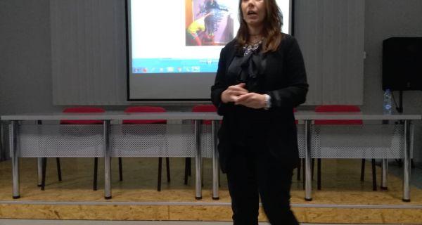 Предавање о безбедности деце на интернету