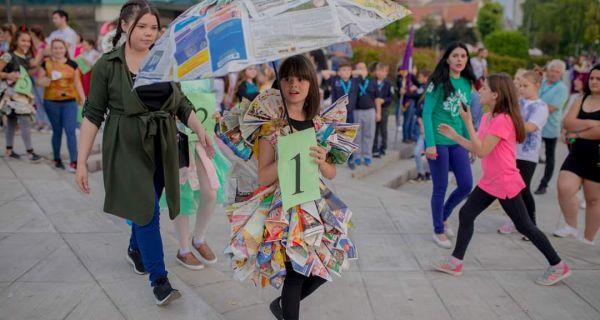 """Uduženje """"Da budemo svi jednaki"""" Šabac obeležava Svetski dan životne sredine"""
