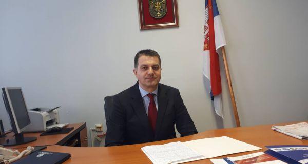 Владан Красавац нови начелник Мачванског управног округа