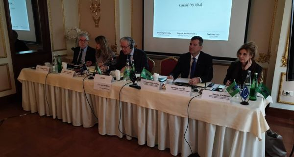 Почео састанак Комитета за мониторинг Савета европе