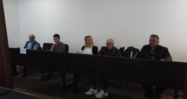 Oдржана прва седница општинског већа у 2019-ој години