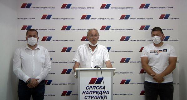 Mačvanski SNS osuđuje napade na policiju