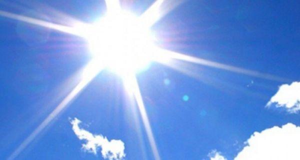 Sutra sunčano i veoma toplo
