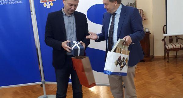 Амбасадор Данске у посети Шапцу
