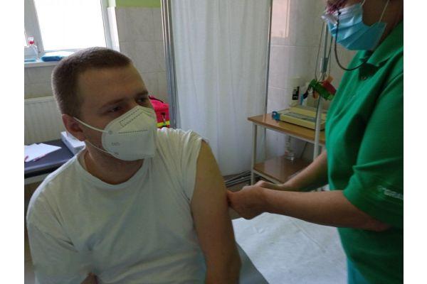 Vakcinacija u Bogatiću - Za dva dana prvu dozu primilo skoro 200 građana