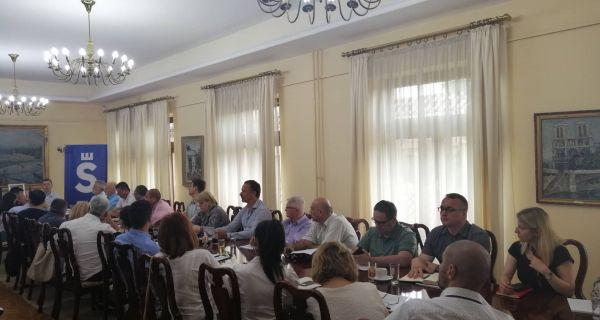 Одржана седница Привредног савета
