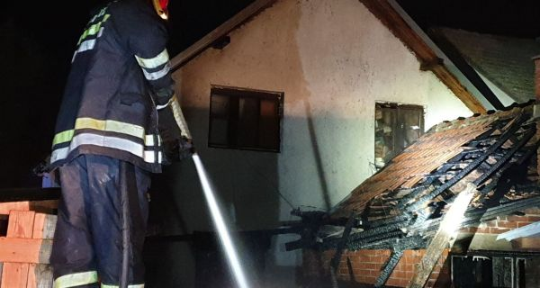 Požar na Letnjikovcu