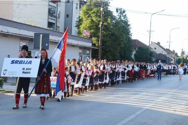 "Treći međunarodni festival folklora ""BogatFest "" u Bogatiću"