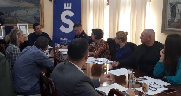 Састанак Тела за координацију послова безбедности у саобраћају