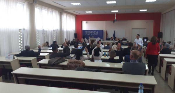 Odbornici većinom glasova podržali Štitarce