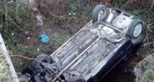 Teška saobraćajna nezgoda u Lojanicama