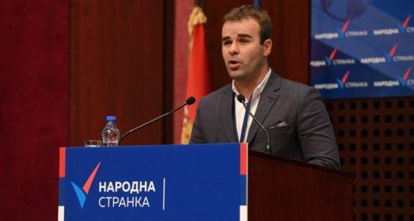 Mitrašinović: Iz medija smo saznali za raspuštanje