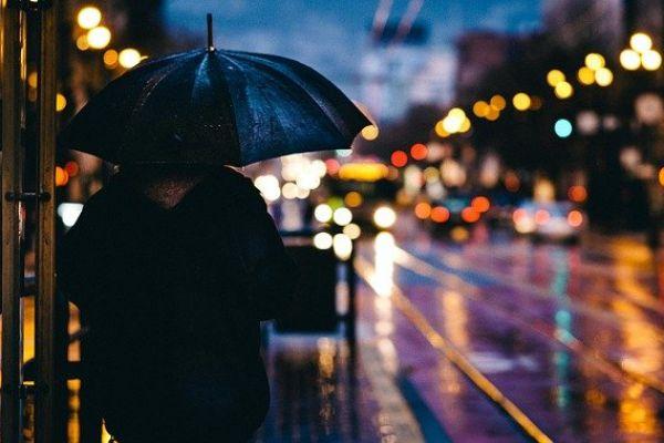 Променљиво облачно и кишовито
