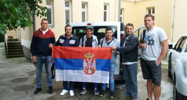 СПШ као репрезентација Србије на Агроолимпијади у Порту