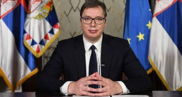 Vučić: Vanredno stanje, nema škola i stariji od 65 godina da ostanu u kućama