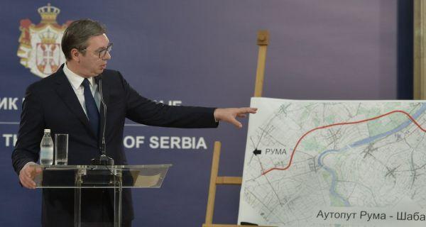 Potpisan ugovor o izgradnji auto-puta Ruma-Šabac i brze saobraćajnice Šabac-Loznica