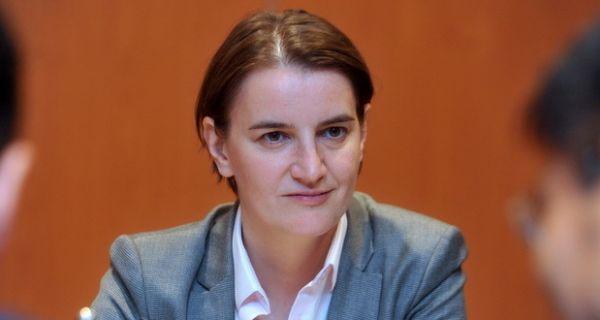 Брнабић:Швајцарци инсистирали да чују како могу да помогну дијалог Београда и Приштине