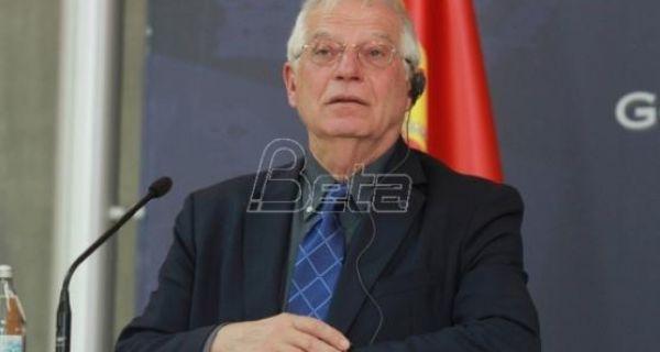 Борел: ЕУ ће подстаћи економију, трговину и демократске реформе на Балкану