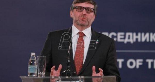 Палмер: Услови за изборе у Србији нису идеални али бојкот није решење