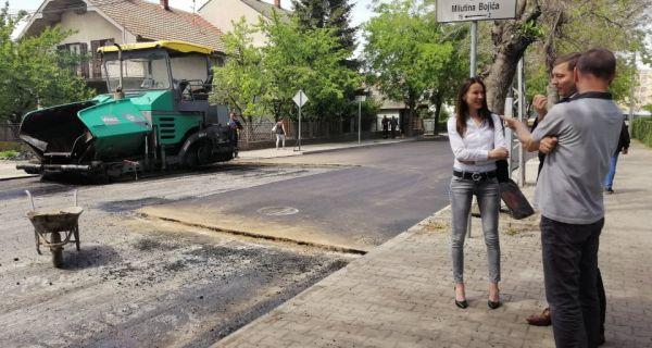 Godina  asfaltiranja