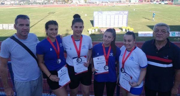 Devet medalja