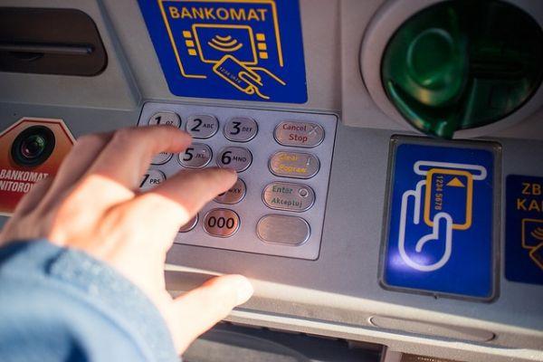 Bankomat koji prepoznaje lice