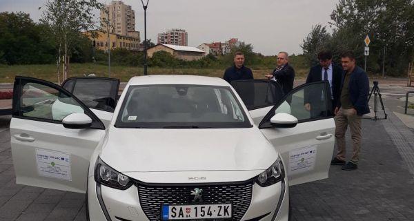 Šabačke prvine: Prvi električni automobil u Srbiji