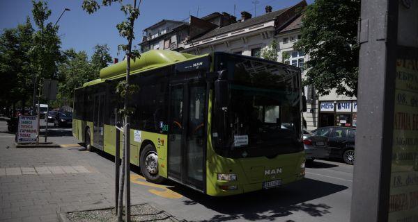 Градски превоз од 1. јуна