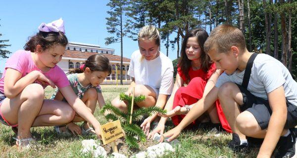 Ботаничка башта за будуће генерације