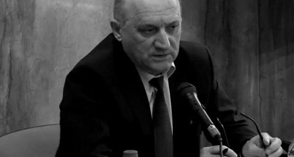 Od korona virusa preminuo državni sekretar Blažić