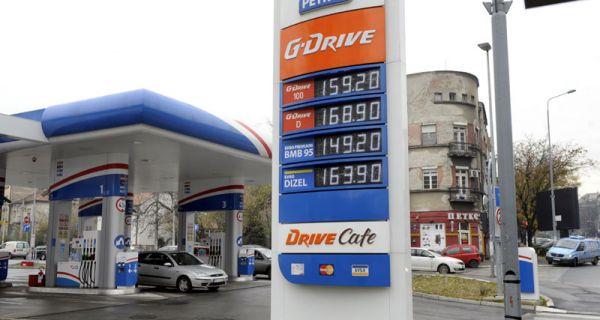 Udruženje naftnih kompanija Srbije: Benzin i dizel u julu poskupeli pet dinara po litru